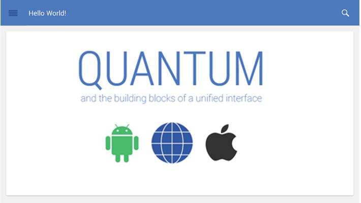 Quantum Paper Google Design