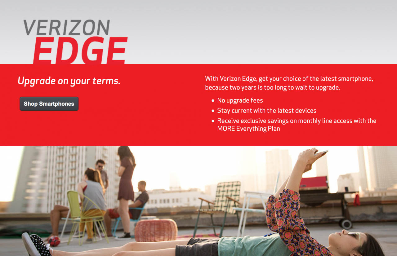 Verizon Edge