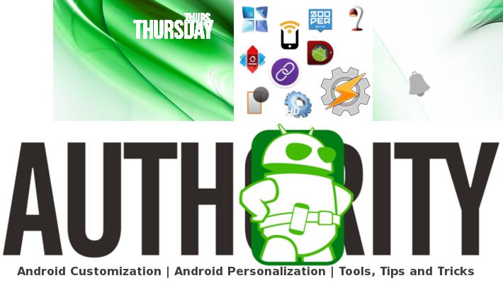 Tasker Android Customization Header  July 3