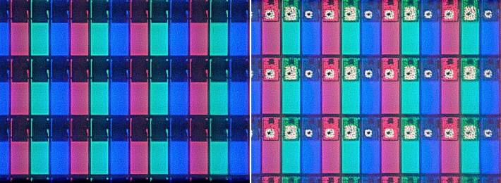 Display Panel Transistors