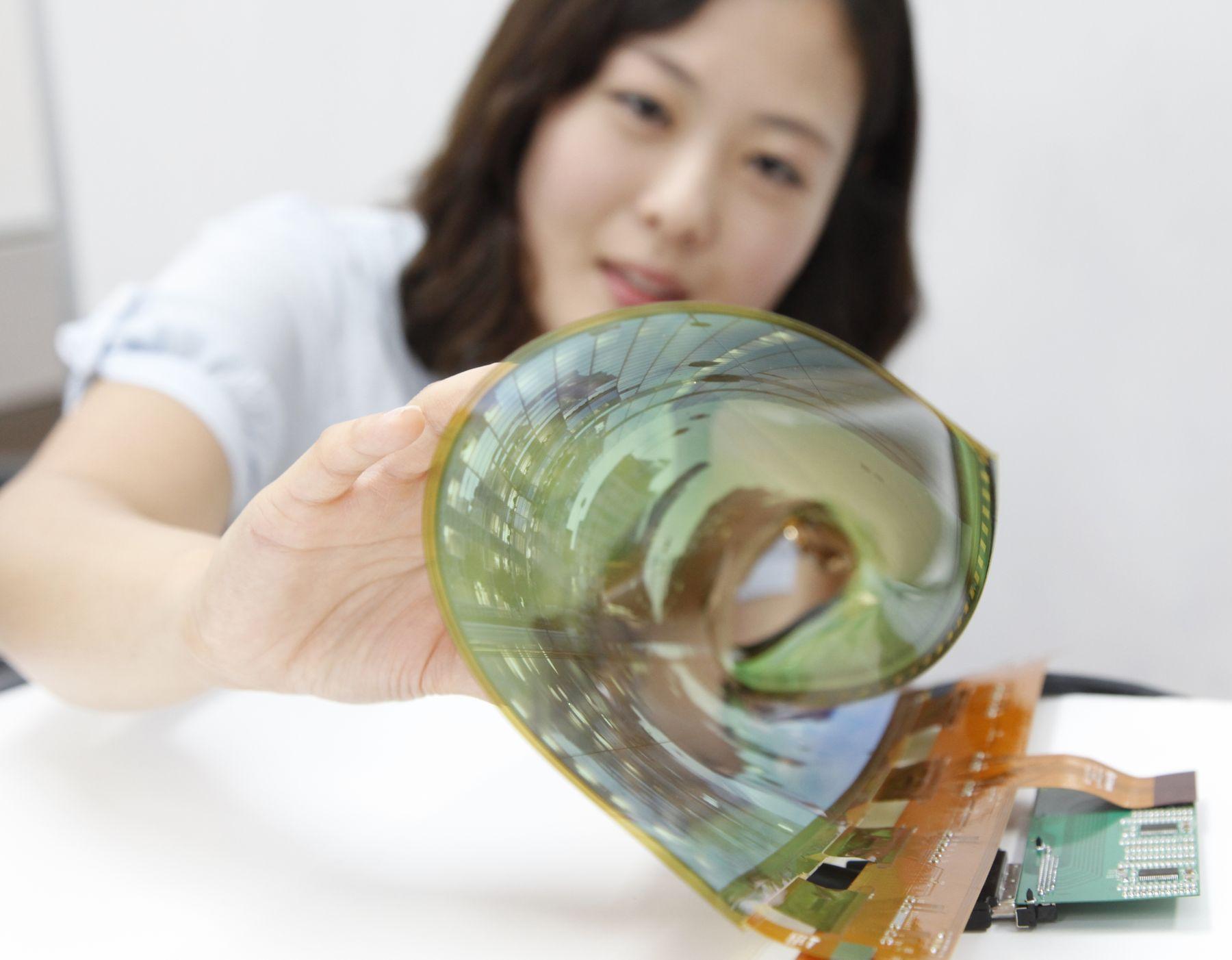 Lg flexible display (1)