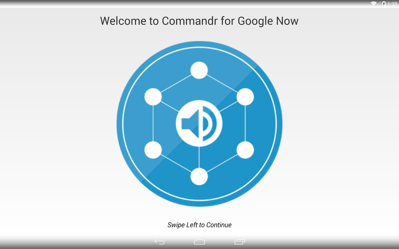 commandr google now (1)