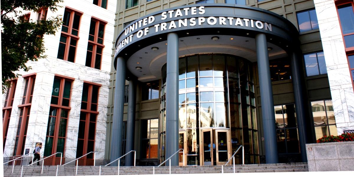 Department Transportation DC DOT