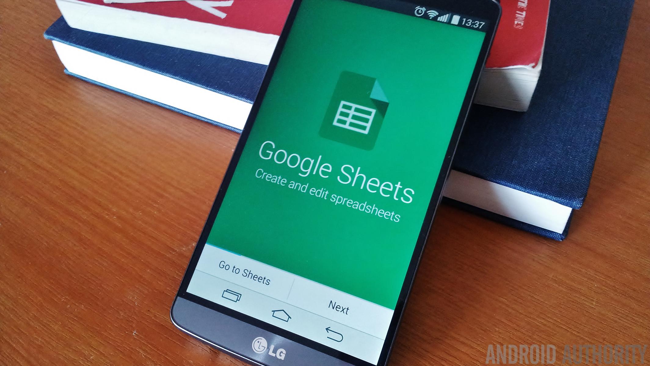 Google Docs, Sheets and Slides gain a few handy editing ...