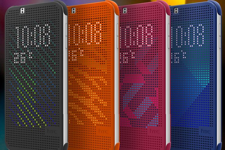 HTC Desire 510 Dotview case