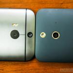 HTC One E8 vs HTC One M8 -8