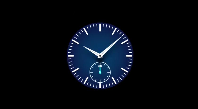 LG G Watch 2 G Watch R Circle face