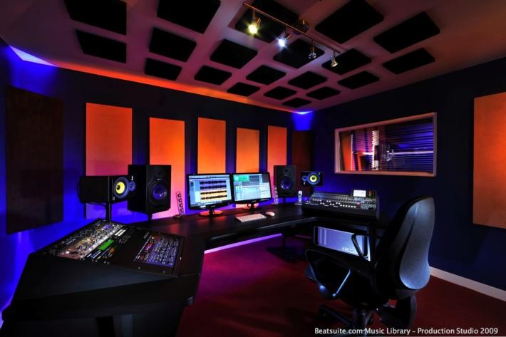 The Beat Suite Recording Studio