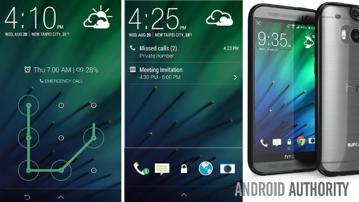 HTC Lock Screen Sense 6