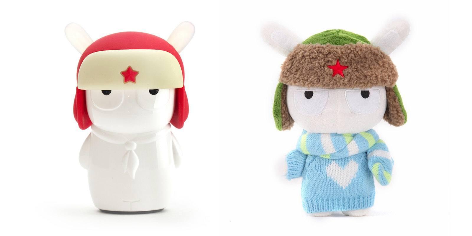 Xiaomi Mascot together