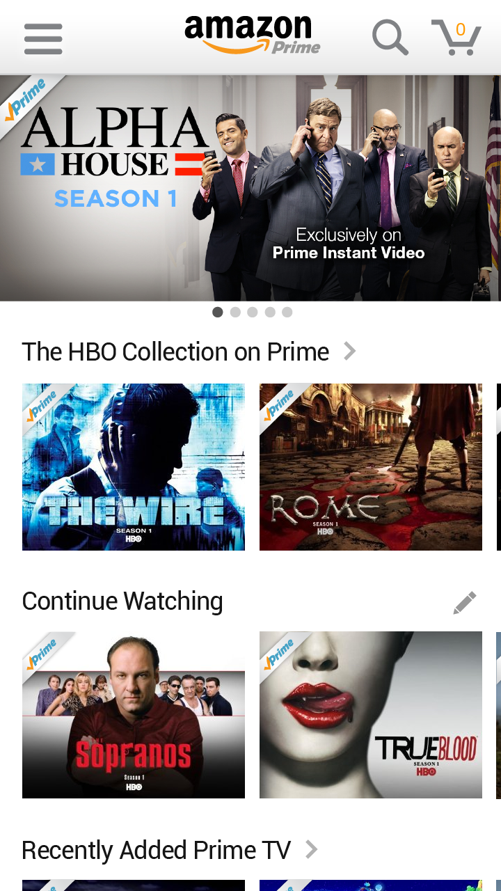Each afternoon with can i watch amazon instant video on my android phone Coupon Oneplus