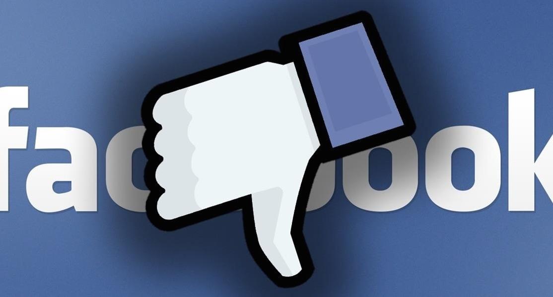 FacebookDownVote