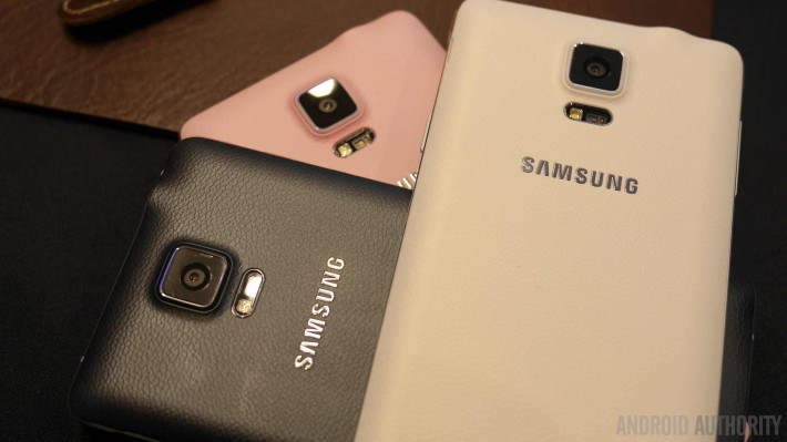 samsung galaxy note 4 black white pink aa b 4