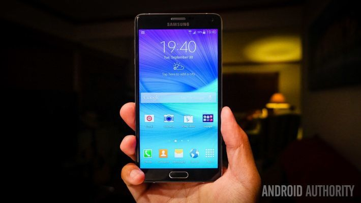 samsung galaxy note 4 first impressions (12 of 20)