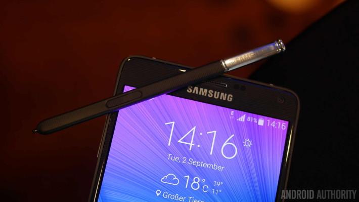 samsung galaxy note 4 s pen stylus 1