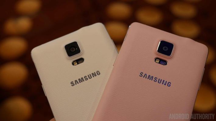 samsung galaxy note 4 x white pink aa b 3