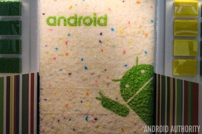 Android Logo Mascot Lollipop Nexus-6