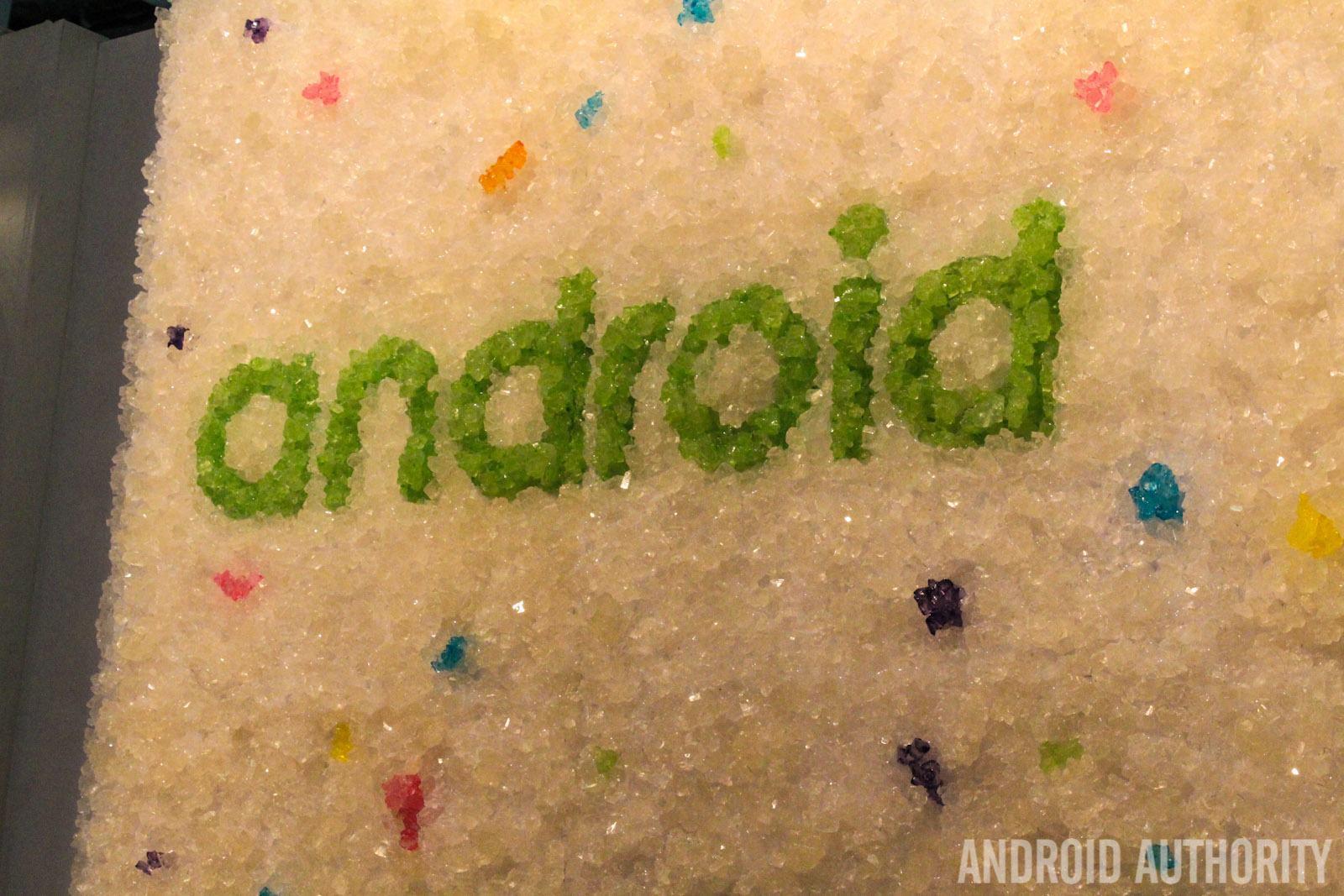 Android Logo Mascot Lollipop Nexus-8