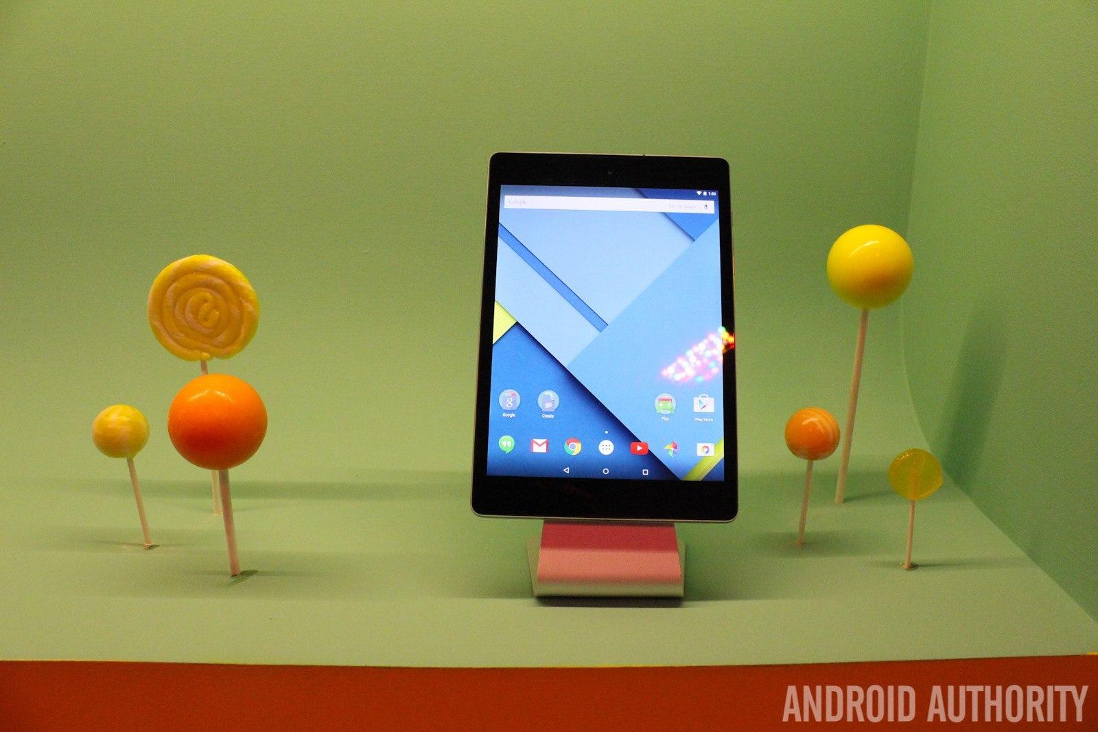 Google HTC Nexus 9 Android 5 Lollipop-20