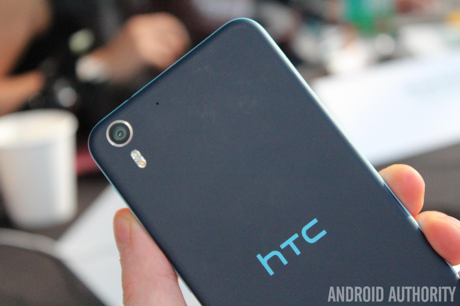 HTC Desire Eye Hands On Close Ups -13