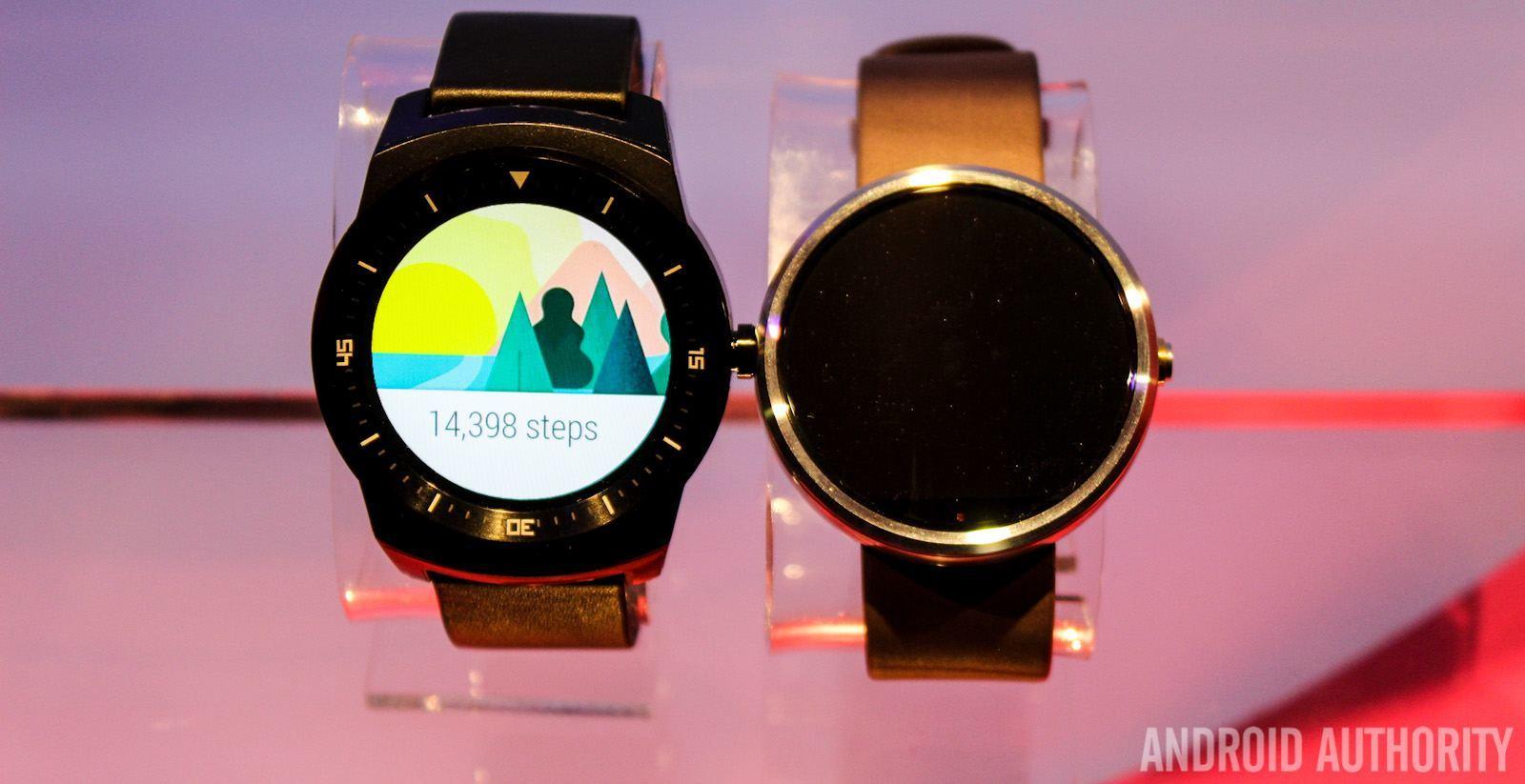 LGR G-Watch