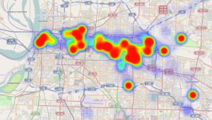 Location Heatmap