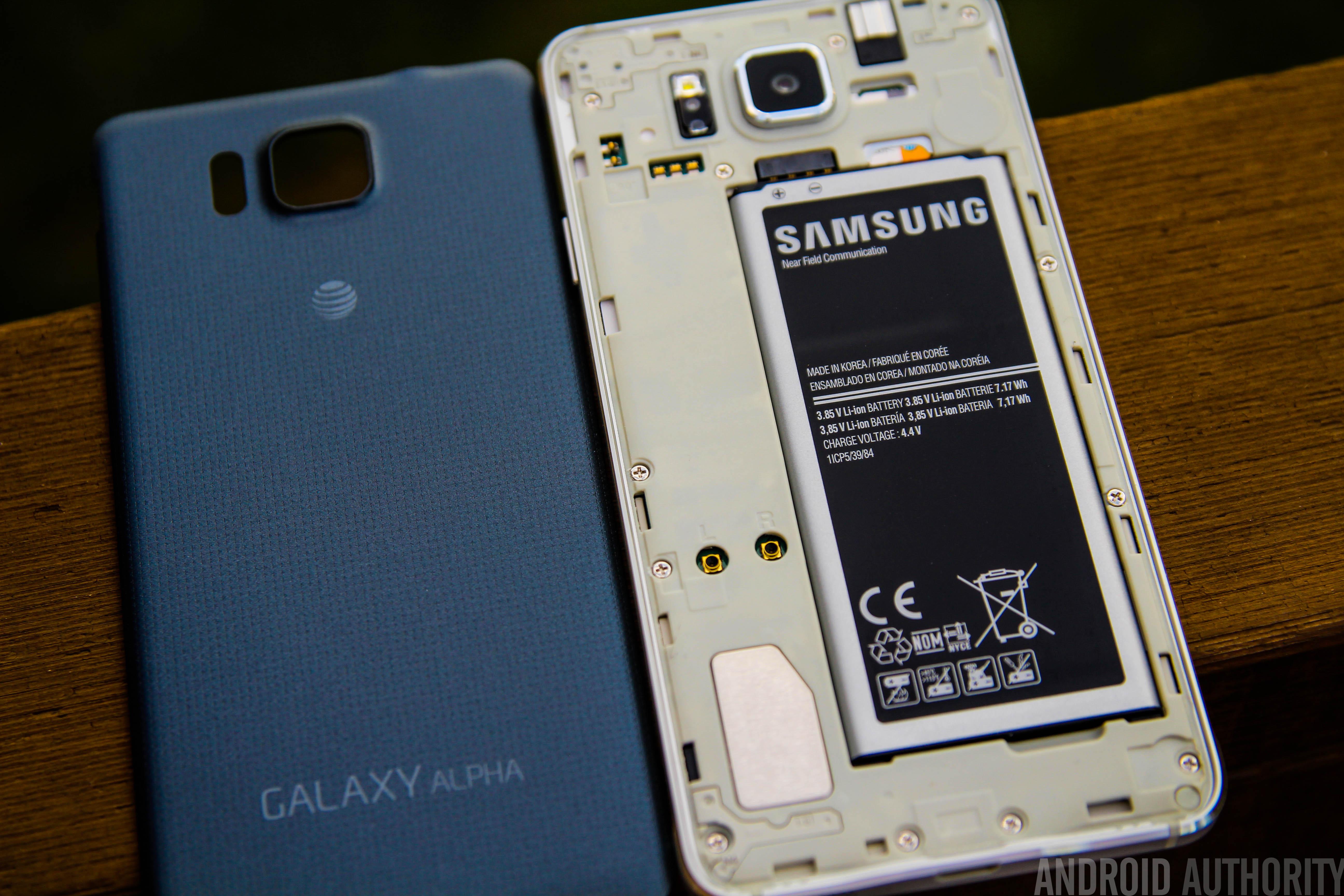 Samsung Galaxy Alpha-33