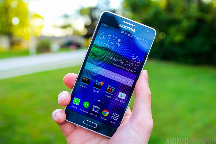 Samsung Galaxy Alpha-38