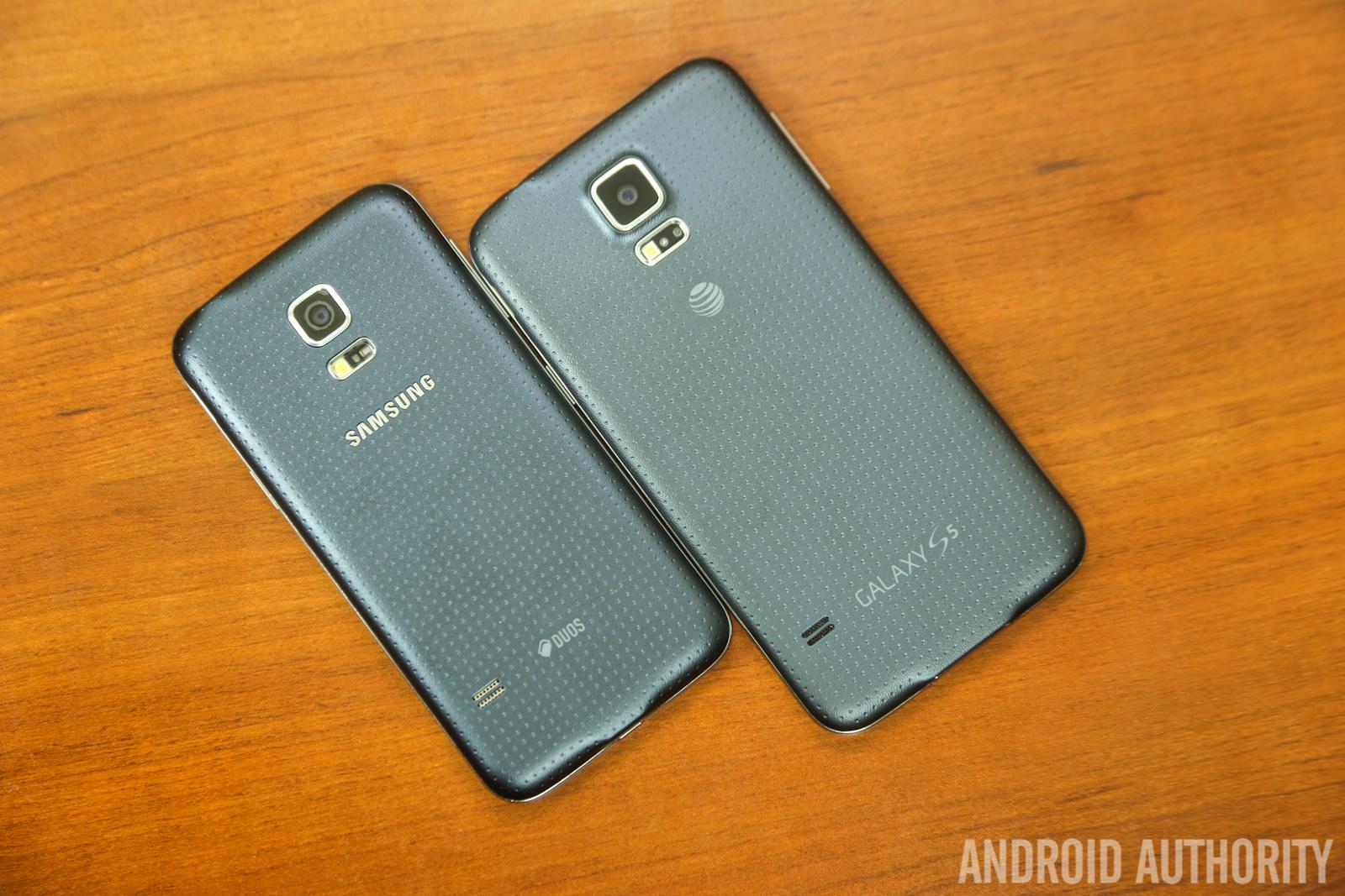 Samsung Galaxy S5 Mini -15