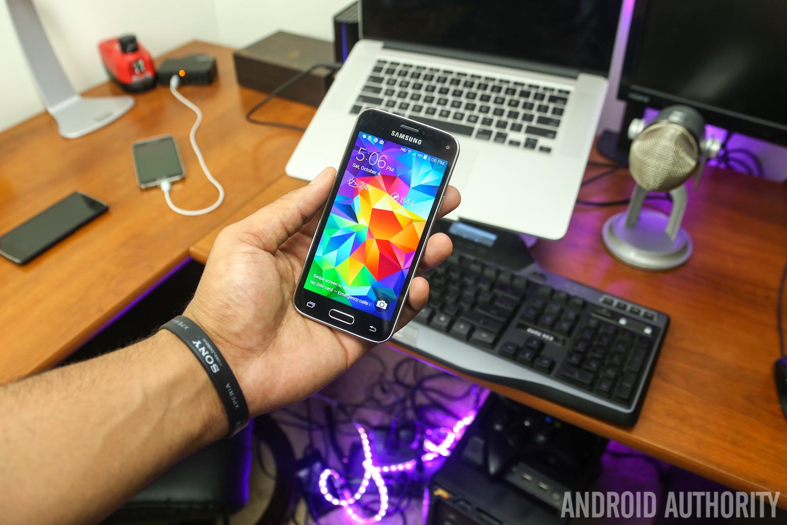 Samsung Galaxy S5 Mini -21