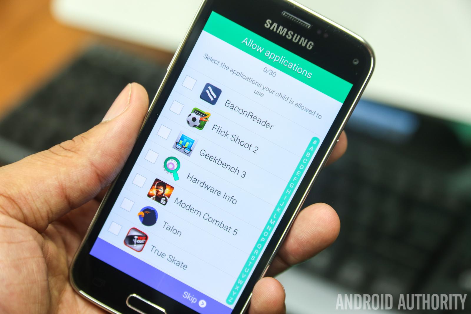 Samsung Galaxy S5 Mini -24