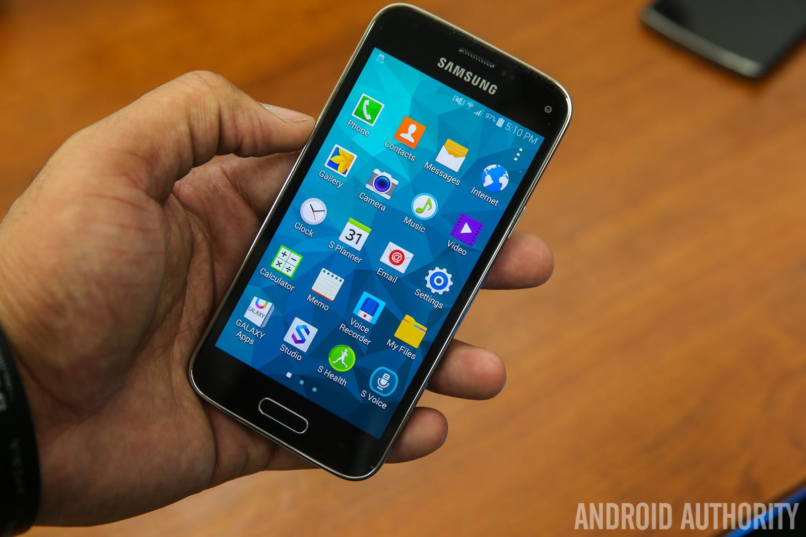 Samsung Galaxy S5 Mini -26