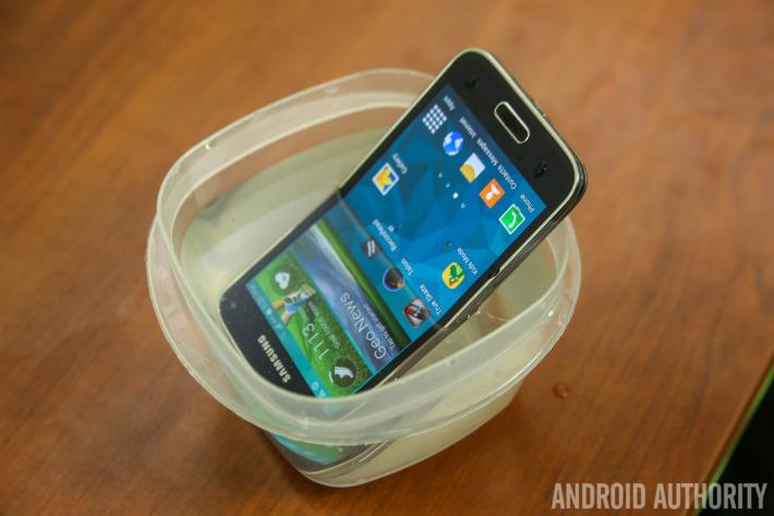 Samsung Galaxy S5 Mini -30