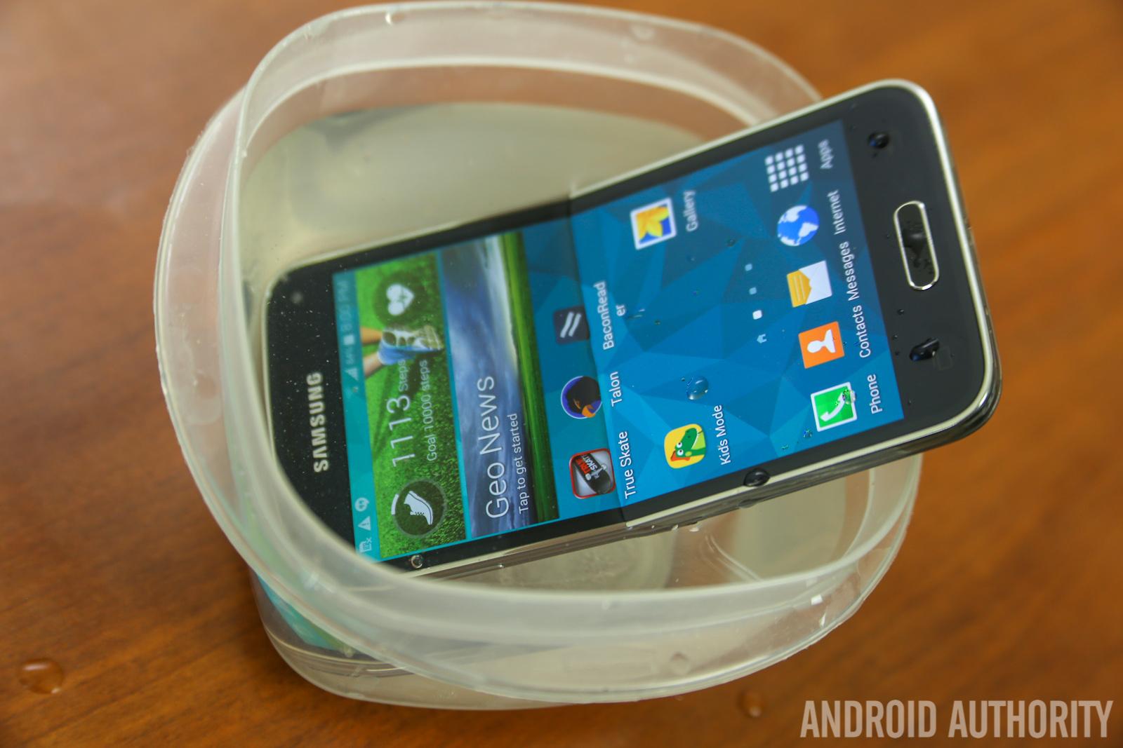 Samsung Galaxy S5 Mini -31