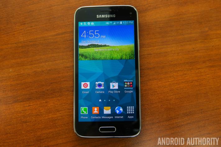 Samsung Galaxy S5 Mini -5