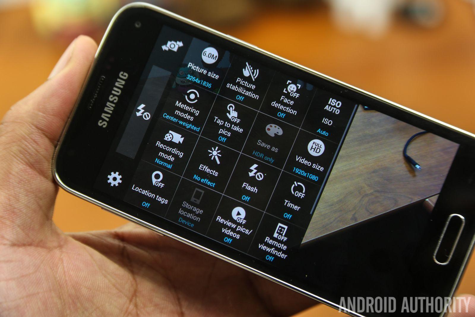 Samsung Galaxy S5 Mini - Camera-4