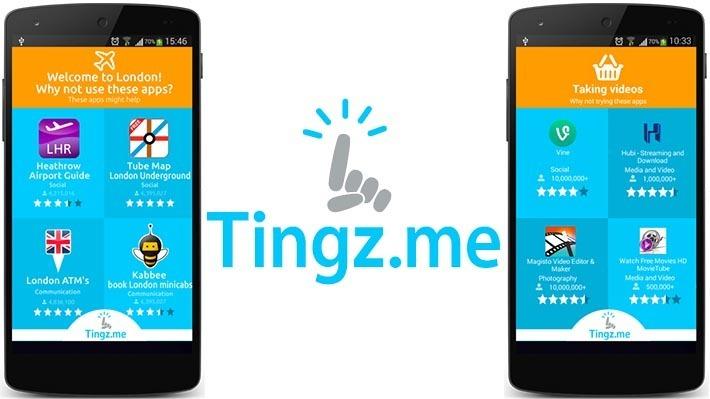 TingzMe screenshot review