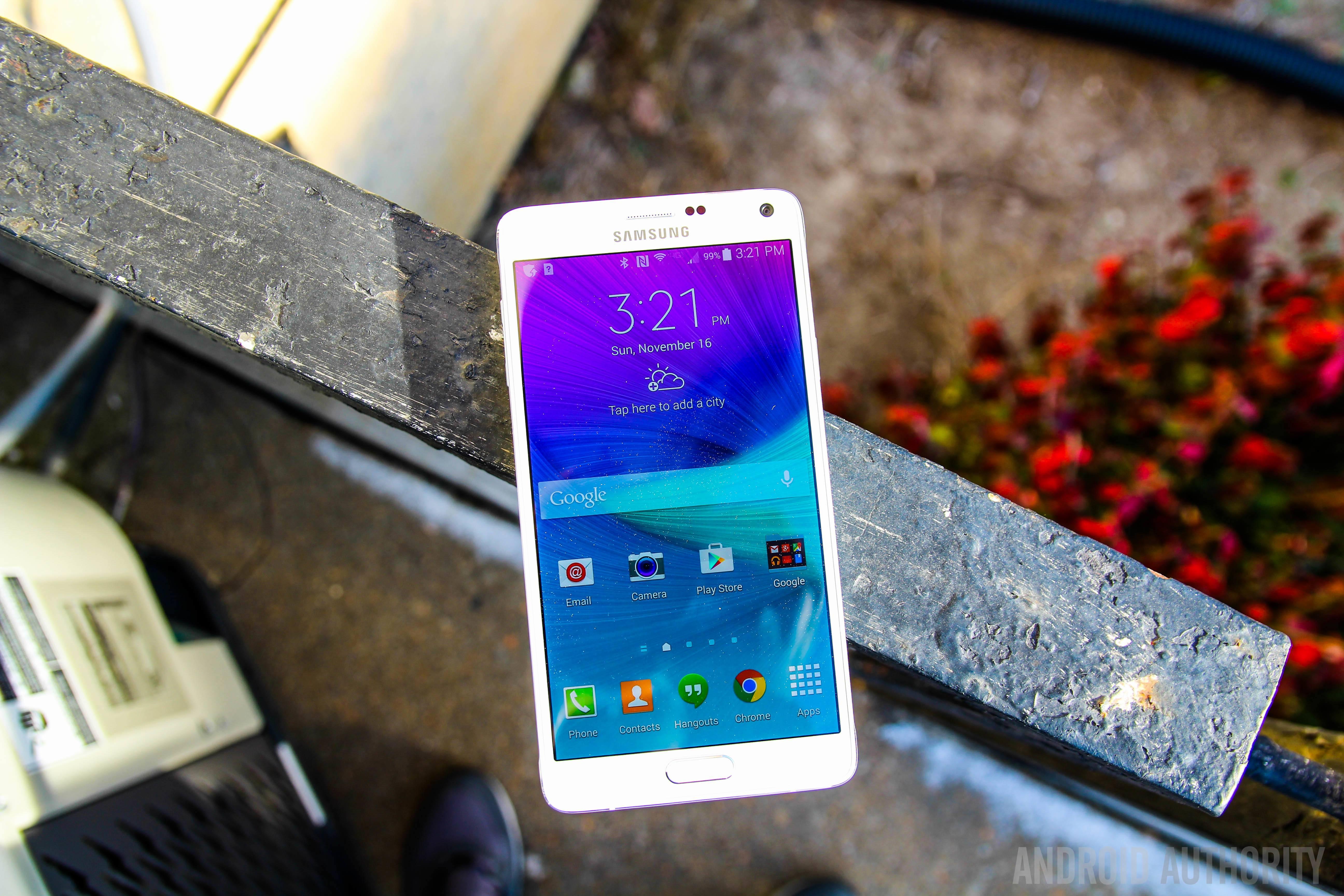 Galaxy Note 4 Verizon-34