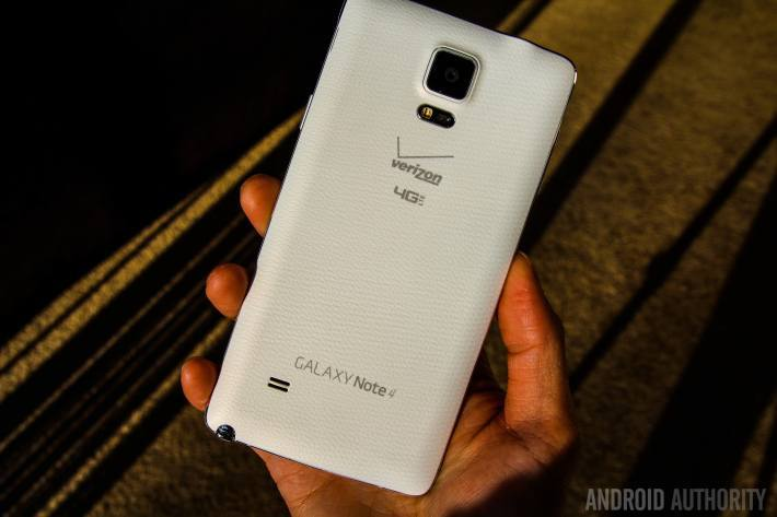 Galaxy Note 4 Verizon-6