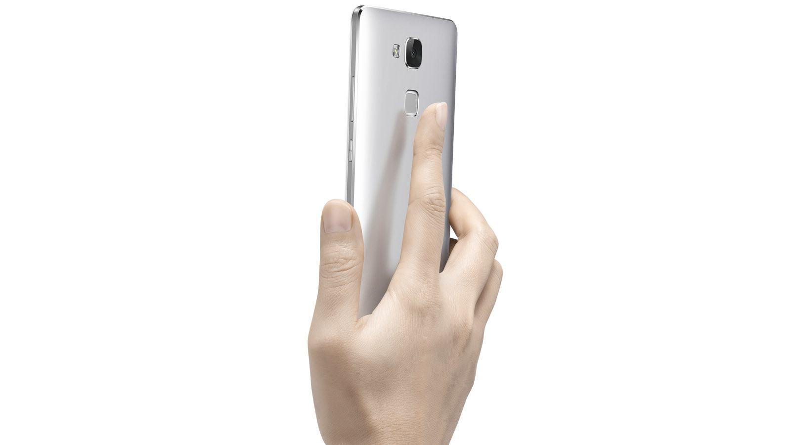 Huawei Ascend Mate 7 Fingerprint reader