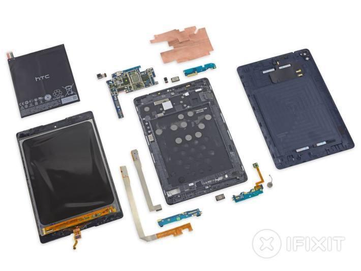 Nexus 9 teardown