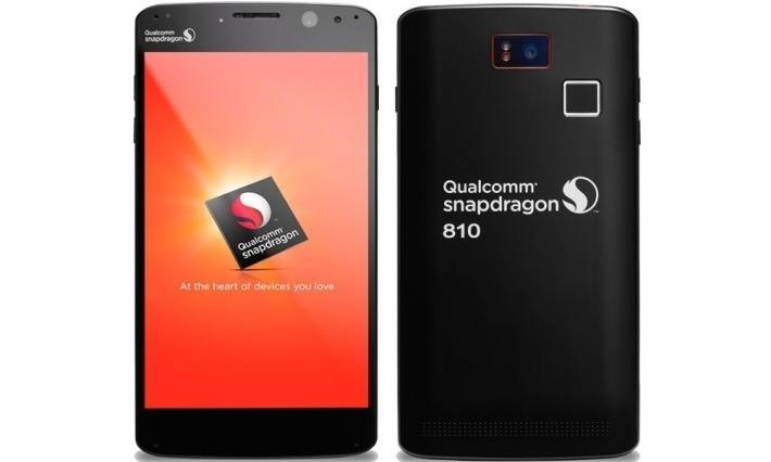 Snapdragon Mobile Development Platform Smartphone