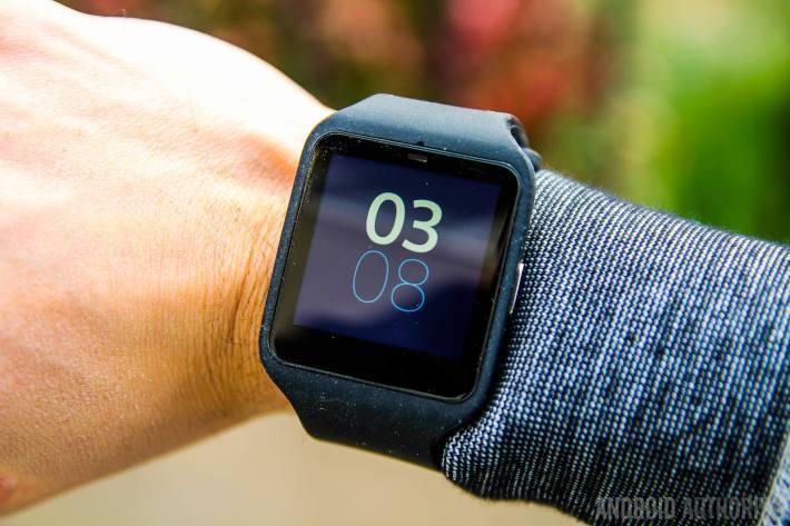 Sony Smartwatch 3-8