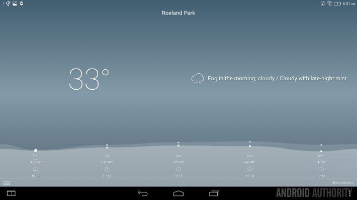 Lenovo Yoga Tablet 2 Pro Screenshot-15
