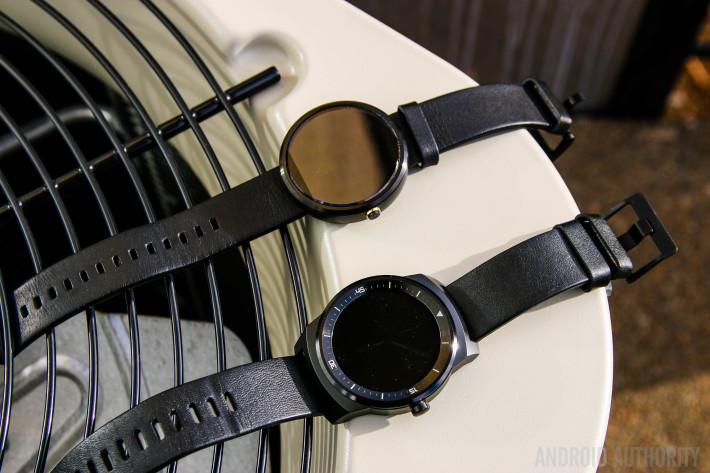 Moto 360 vs LG G Watch R-22