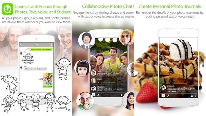 U Messenger screenshot