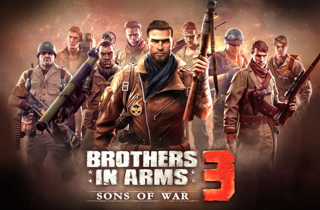 скачать игру Brothers In Arms 3 на андроид - фото 7