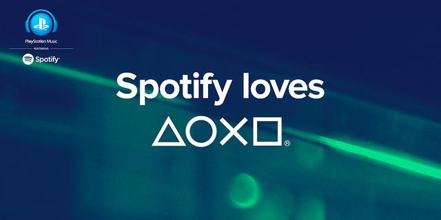 Sony Spotify