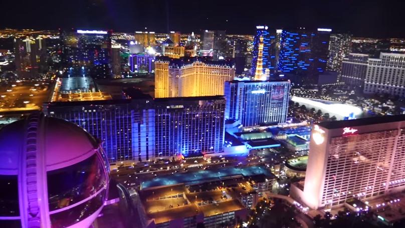 Las Vegas High Roller CES 2015