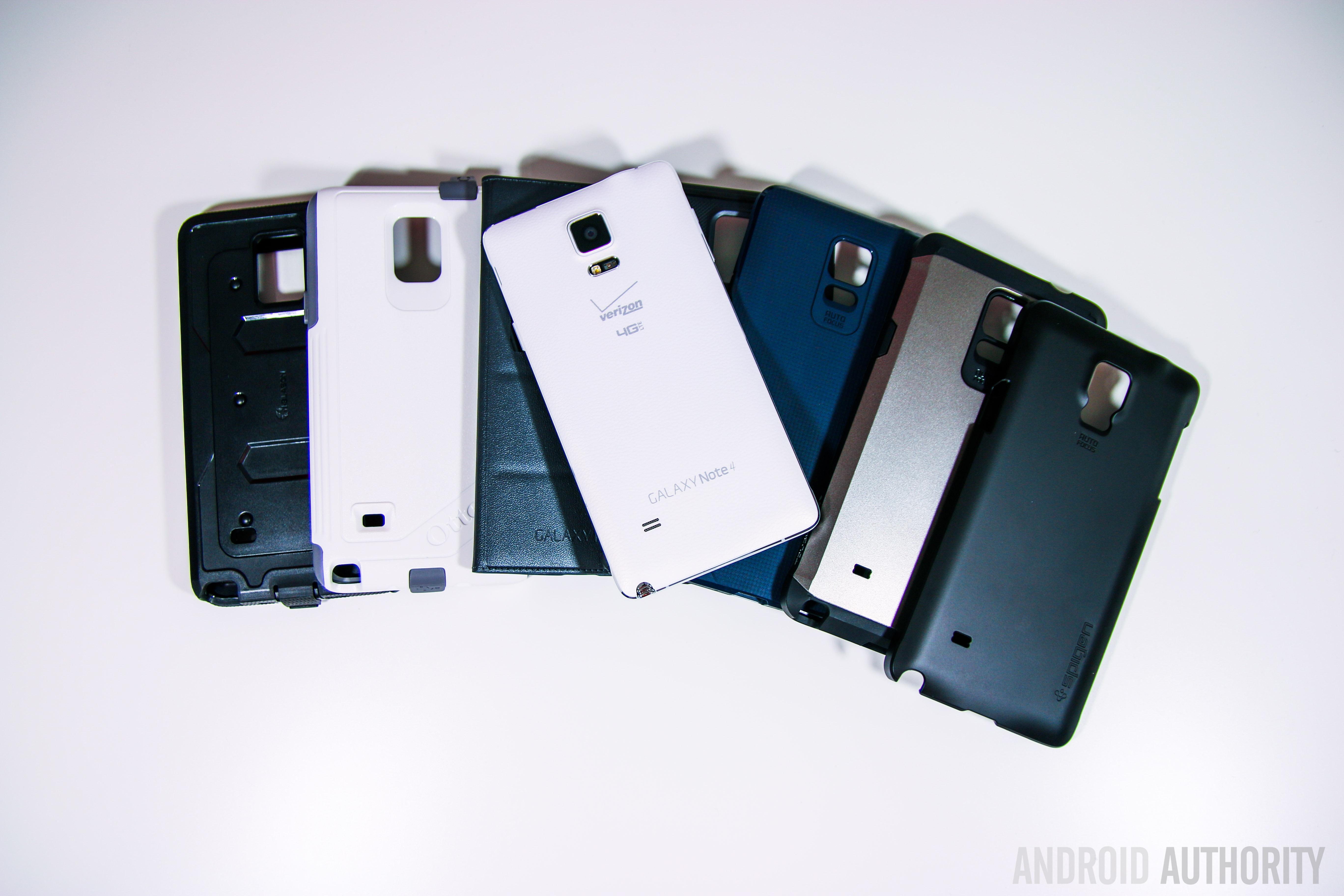 Best Samsung Galaxy Note 4 Cases Spigen 9 Case Ultra Hybrid Clear Original Casing